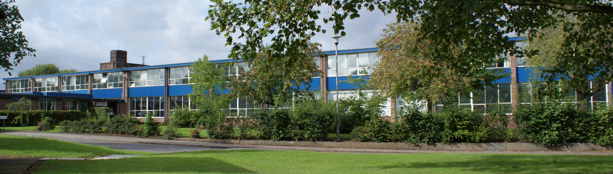 Woolston Community High School